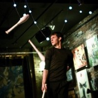 Michael Sikora - Juggler in Lexington, Kentucky