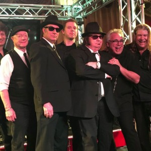 Briefcase Blues Brothers Revue - Party Band in Sacramento, California
