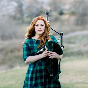 Michaela Brynn - Bagpiper in Medford, Oregon