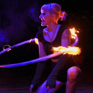 Michaela Perdue  - Circus Entertainment / Hoop Dancer in Blacksburg, Virginia