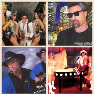 Michael E Show - One Man Band/DJ/Singing Impersonator/Telegrams - Tribute Artist / Country Band in Fort Lauderdale, Florida