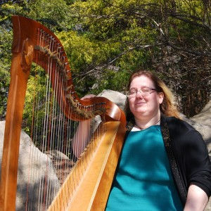 Michele Mountain - Harpist in Hamilton, New Jersey