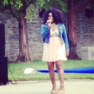 Michelle Island - Singer/Songwriter / R&B Vocalist in Cincinnati, Ohio