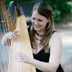 Michelle Jamesson, Harpist - Harpist / Wedding Musicians in Asheville, North Carolina