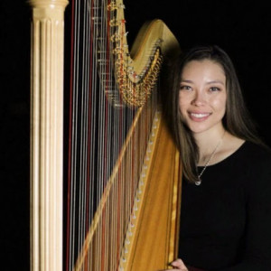 Michelle Krenowicz - Harpist in Dallas, Texas