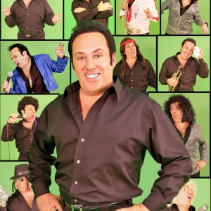 Mick Tiano, Master Impressionist - Impressionist / Musical Comedy Act in Las Vegas, Nevada