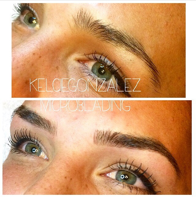 Hire microblading semi permanent makeup temporary for St george utah tattoo