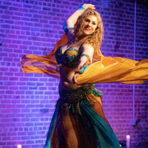 Middle Eastern Dance with Shannon - Belly Dancer in Durham, North Carolina