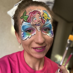 Midway Art - Face Painter / College Entertainment in Denver, Colorado