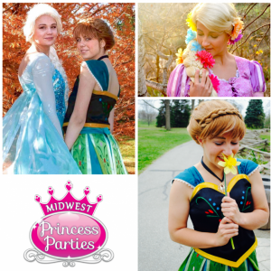 Midwest Princess Parties - Children's Party Entertainment / Costumed Character in Ann Arbor, Michigan