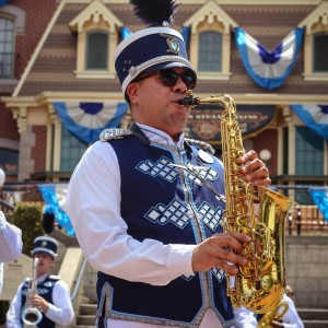 Miguel Menchaca saxophone player - Saxophone Player / Big Band in Anaheim, California