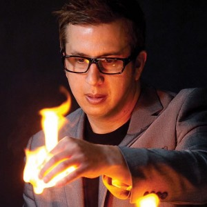 Mike Believe - Magician / College Entertainment in Toronto, Ontario