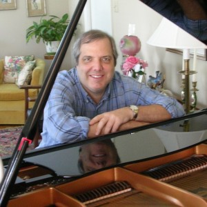 Mike Evans - Singing Pianist / Jazz Pianist in Greensboro, North Carolina