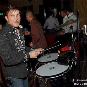 Mike Graci LIve Drummer / Percussionist w/DJ - Percussionist in Charlotte, North Carolina