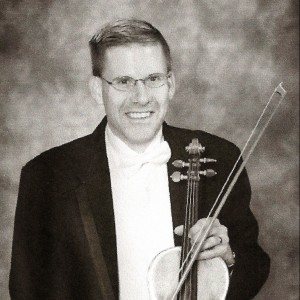 Mike Hall - Violinist in Cedar Rapids, Iowa