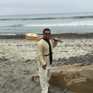 Mike Hughes - Classical Guitarist in San Diego, California