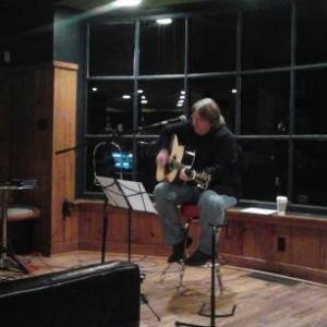 Mike Mcloughlin - Singing Guitarist in Phillipsburg, New Jersey