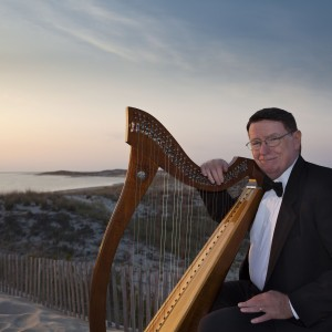Mike Nielsen, DE and MD Harpist - Harpist / Wedding Musicians in Dover, Delaware