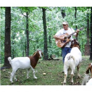 Mike Todd, the Goat Whisperer - Singer/Songwriter / Gospel Singer in Sedalia, Missouri