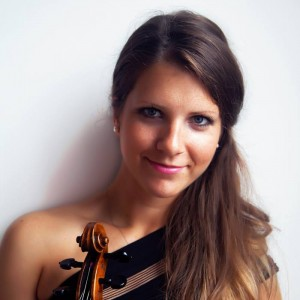 Milena Aradski - Violinist in Arlington, Virginia