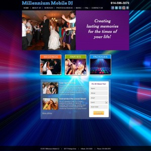 Millennium Mobile DJ - Wedding DJ / Wedding Musicians in Hilliard, Ohio