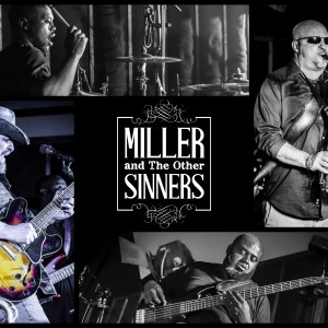 Miller and The Other Sinners - Southern Rock Band / Blues Band in Cleveland, Ohio