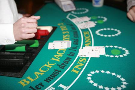 Casino Grade Tables