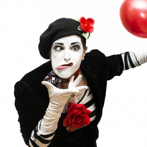 Mime for Hire - Mime in Brooklyn, New York
