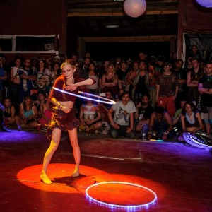 Mina Bear - Hoop Dancer in Baltimore, Maryland