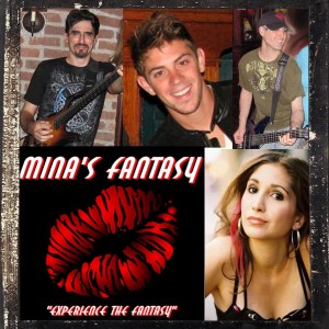 Mina's Fantasy - Cover Band / Wedding Singer in Bronxville, New York