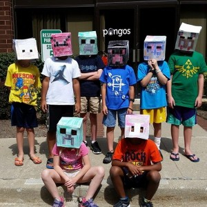 Minecraft Parties by Coder Kids Club - Mobile Game Activities in Crofton, Maryland