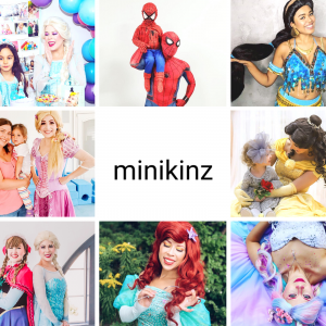 Minikinz Entertainment Inc. - Princess Party in Toronto, Ontario