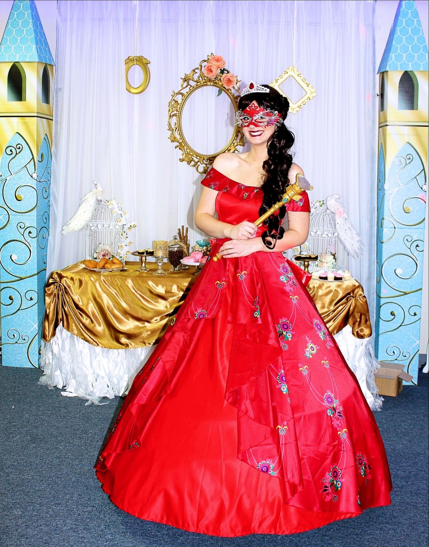 Hire Fairy Castle Entertainment - Princess Party in Rolling ...