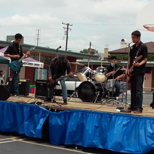Minority - Heavy Metal Band in Downey, California