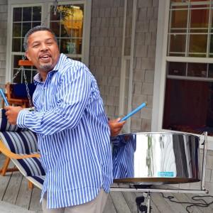 Minsky Delmonte Solo Steeldrums - Steel Drum Player in Belmont, North Carolina