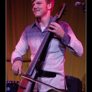 Minstrel Max Morrison - Cellist in Grand Rapids, Michigan