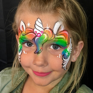 Mirage Entertainment Face Painting - Face Painter in Temecula, California