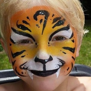 Mirage Face Painting