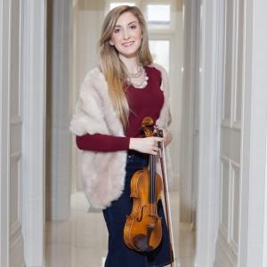 Miriam Cacciacarro-Stunning Violinist - Violinist in Toronto, Ontario