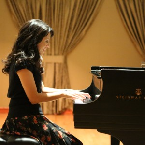 Miriam Morales - Jazz Pianist in Dallas, Texas