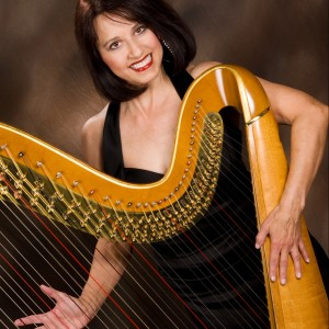 Miriam Weber Brown, Harpist - Harpist / Wedding Musicians in Columbus, Ohio