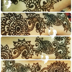 Mirror and you, makeup and henna - Henna Tattoo Artist in Queens, New York