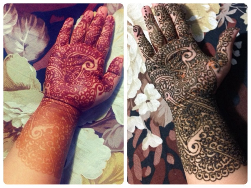 Henna Tattoo Queens : Hire mirror and you makeup henna tattoo