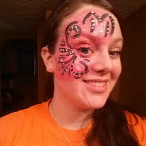 Misha May - Face Painter / Body Painter in Sublette, Kansas