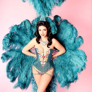 Miss Aurora Natrix - Burlesque Entertainment / Dancer in Miami, Florida