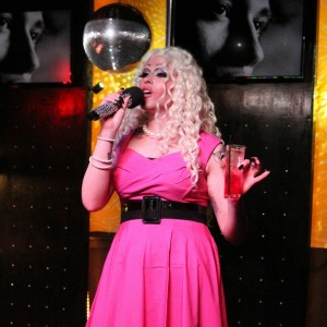 Miss Champagne - Female Impersonator in East Syracuse, New York