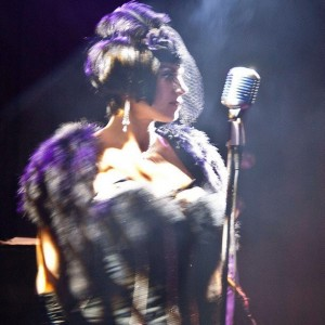 Miss Emmma Lure - Jazz Singer in San Francisco, California