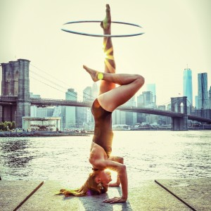 Miss Fly Hips - Fire Performer / Female Model in New York City, New York