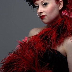 Miss Holly Hock - Burlesque Entertainment in Detroit, Michigan