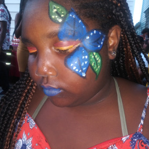 Jen's Party Island - Face Painter in Bronx, New York